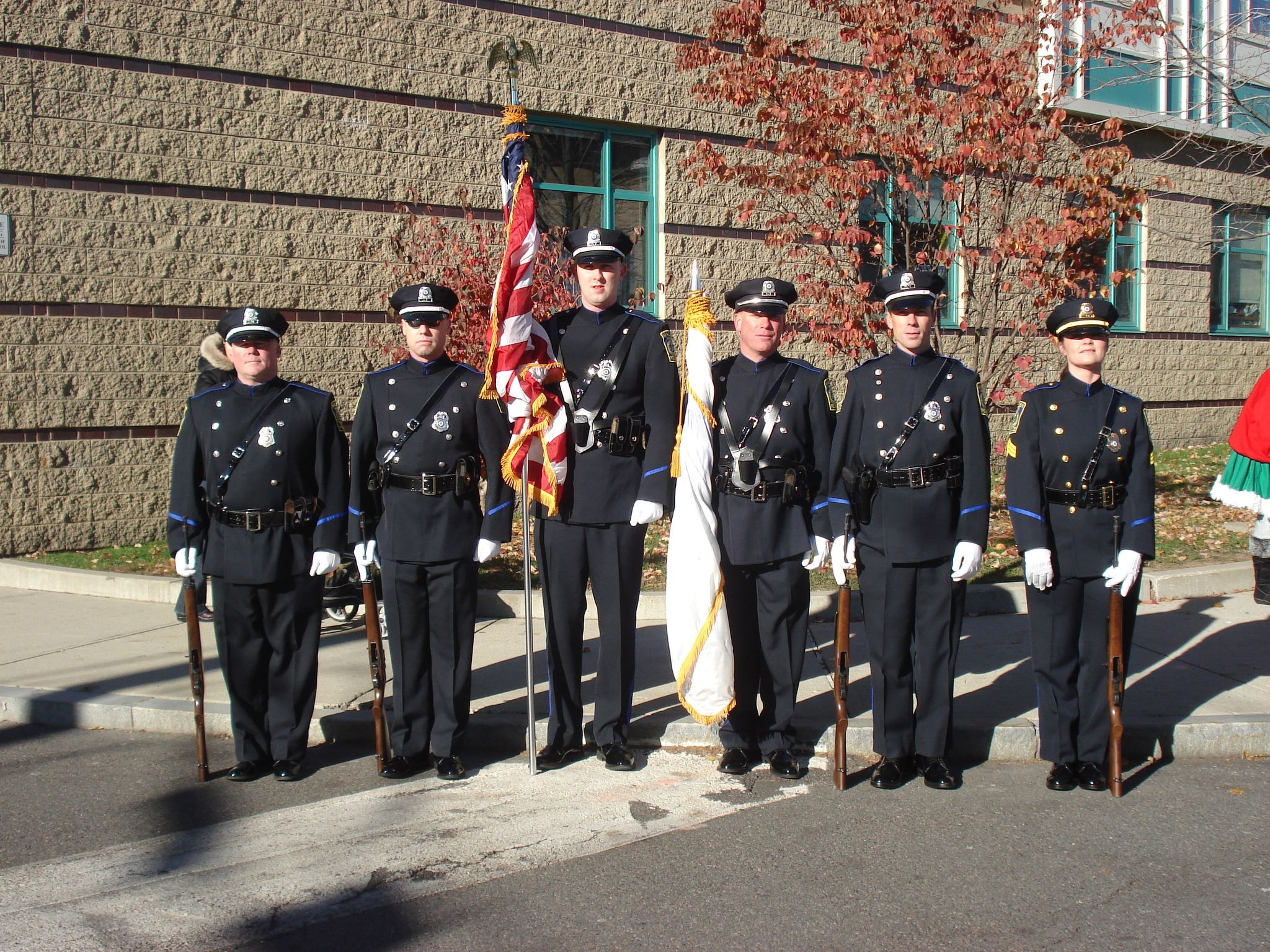 Malden Police Honor Guard