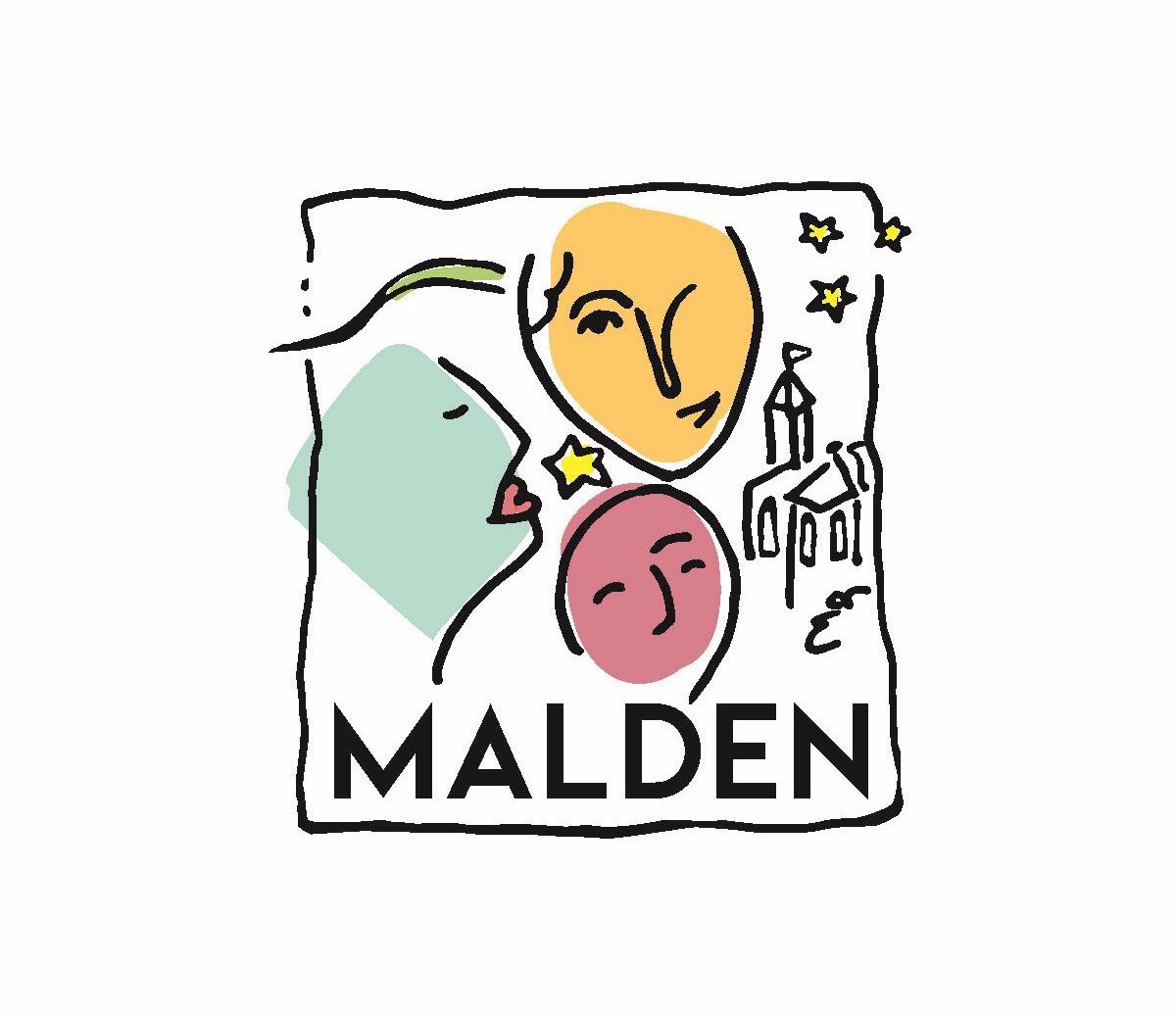 Logo Project - Faces of Malden Square
