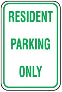Residential Parking
