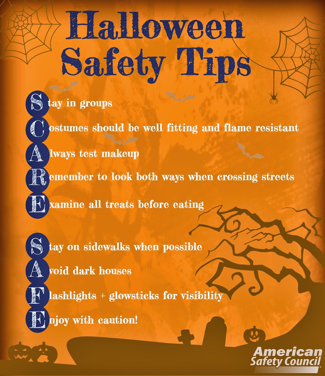 HalloweenSafety Tips