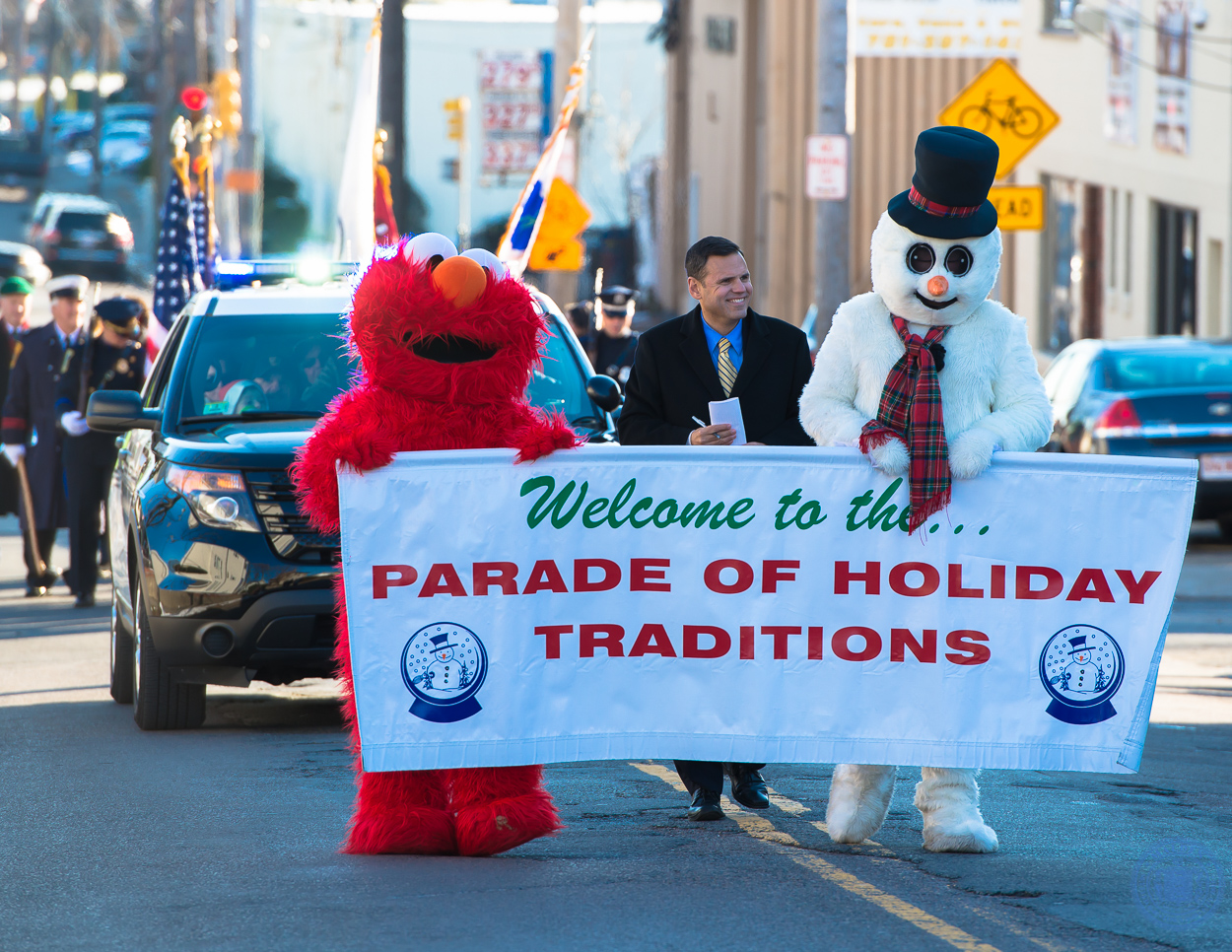 Malden Parade of Holiday Traditions - Main Banner