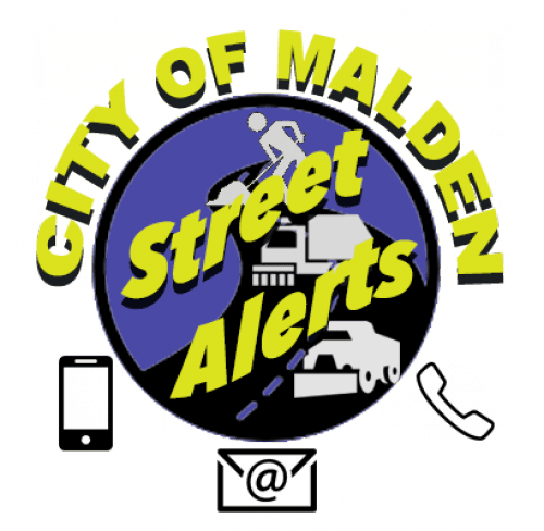 City of Malden Street Alerts