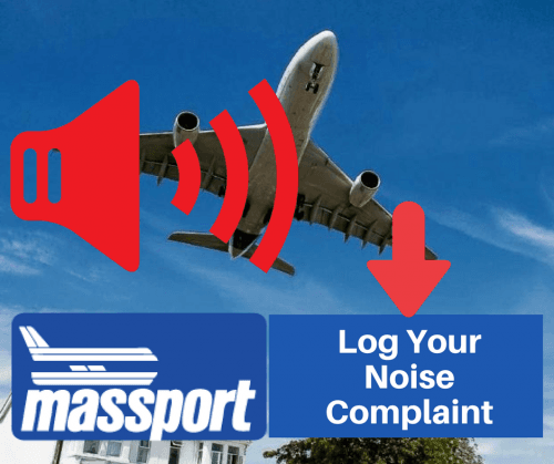 Log Your Noise Complaint with Massport